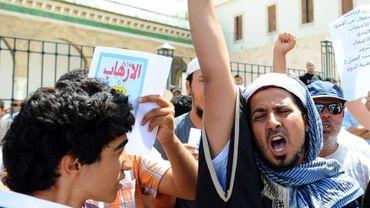Dans les rues de Tunis (archive)