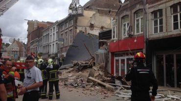 Le 18 septembre 2015, un immeuble s'effondrait rue Neuve à Huy. La ville de Huy veut aujourd'hui renforcer le contrôle des logements mis en location.