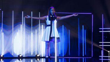 Jo-Ann enflamme le plateau de The Voice Belgique avec sa reprise de Sia