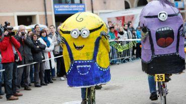 Une marche funèbre pour enterrer les 24 heures vélo de Louvain-la-Neuve