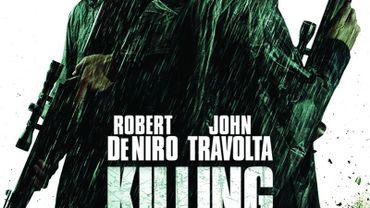 """Affiche temporaire du film """"Killing season"""" dont la production commencera le 16 janvier 2012"""