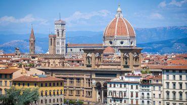 Vue sur le Ponte Vecchio, Florence, Italie ©Sergey Kelin/shutterstock.com