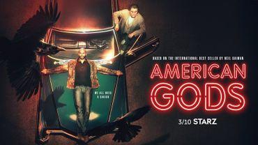 """""""American Gods"""" revient le 11 mars sur Amazon Prime Video pour une deuxième saison"""
