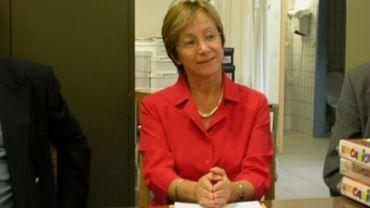 La gouverneure du Brabant wallon, Marie-José Laloy prend sa retraite