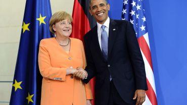 """""""Tant que je serais président, Angela Merkel n'aura pas à s'inquiéter"""""""