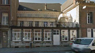 Le musée Groesbeeck de Croix, dans le centre de Namur.