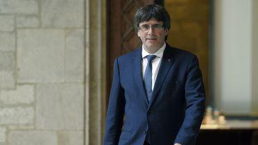 Si Carles Puigdemont va de l'avant, une suspension de l'autonomie de la Catalogne de la part de l'Etat pourrait à son tour entraîner des troubles dans la région.