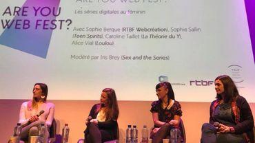 Les séries digitales au féminin à l'honneur au Are You Web Fest
