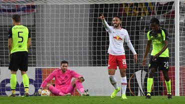 Dedryck Boyata s'incline avec le Celtic Glasgow au RB Leipzig