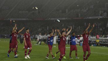 Le Qatar bat l'Arabie Saoudite et termine en tête, le Liban échoue d'une carte