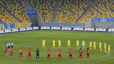 Ligue des nations : L'équipe ukrainienne mise en quarantaine, le match contre la Suisse est annulé
