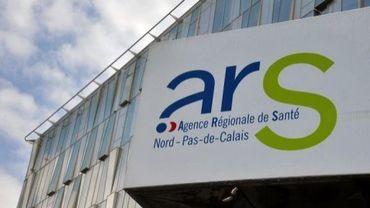 Le siège de l'Agence régionale de santé du Nord-Pas de Calais, à Lille