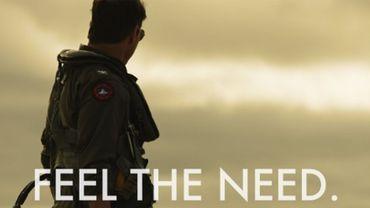 """Top Gun : Maverick"" sortira en Belgique le 31 juillet 2019."
