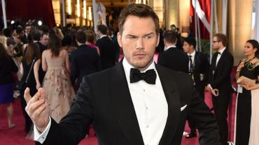 """Chris Pratt pourrait reprendre le rôle de Val Kilmer dans le remake du """"Saint""""."""