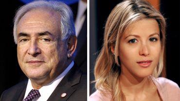 Dominique Strauss-Kahn et Tristane Banon