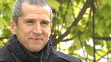Guillaume Canet, au micro de Céline Korvorst