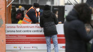 Coronavirus en Allemagne: 7830 contaminations, nouveau record de contaminations en 24heures