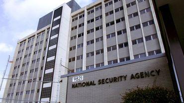 Le bâtiment de la NSA : la machine peut se remettre en marche.