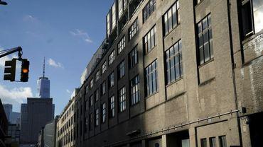 Vue d'un immeuble que le groupe Alphabet a l'intention d'acquérir en leasing, à New York, le 17 décembre 2018