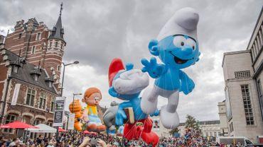La Fête de la BD, une aventure à vivre ce week-end à Bruxelles !