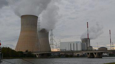 La réacteur nucléaire Tihange 1 s'est interrompu mardi soir.