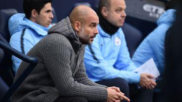 Manchester City échappera à une exclusion de la C1, espère Guardiola