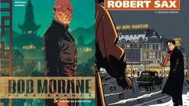 Bob Morane - Robert Sax
