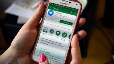 Les criminels gèrent leurs affaires sur Telegram, via un groupe néerlandais