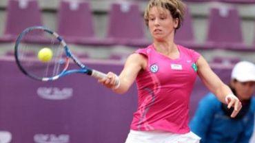 An-Sophie Mestach battue en finale du tournoi de tennis ITF de Fukuoka