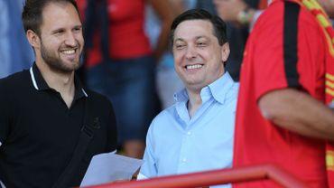 Dejan Veljkovic, à droite