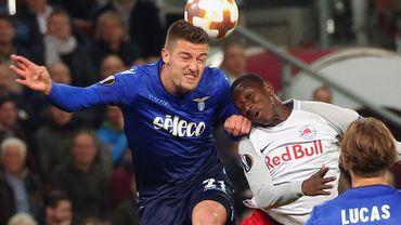 La Lazio surprise à Salzbourg et éliminée