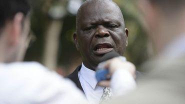 Bruno Mavungu en février 2015 à Kinshasa.