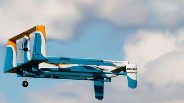 Amazon va développer sa livraison par drone en France