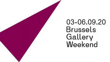 Brussels Gallery Weekend du 3 au 6 septembre 2020