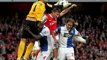 Arsenal à nouveau tenu en échec