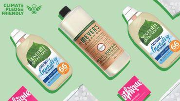 """Plus de 25000 produits ont obtenu le label """"Climate Pledge Friendly"""" lancé par Amazon."""