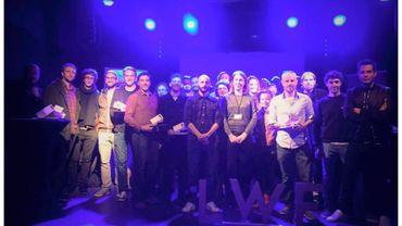 Burkland et Les Nouveaux Pauvres récompensés au Liège Web Fest