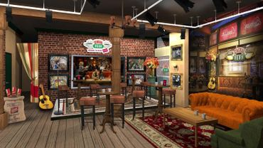 Le Central Perk éphémère va ouvrir le 17 septembre à New York