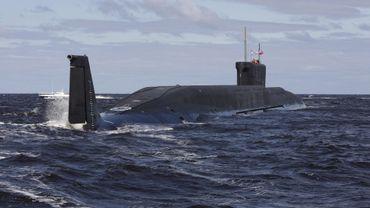 Sous-marin nucléaire russe