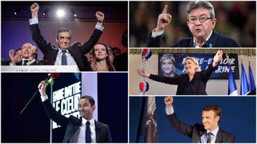 J-3 avant le premier tour de l'élection présidentielle française.