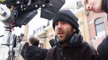 Brieuc de Goussencourt sur le tournage de Euh