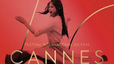 Festival de Cannes: l'affiche de la 70e édition dévoilée