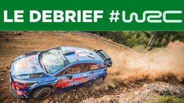 Le débriefing WRC