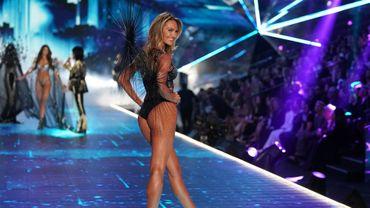 La marque américaine Victoria's Secret a organisé jeudi à New York son célèbre défilé de lingerie avec une distribution plus cosmopolite que jamais et une collection plus sobre qu'à l'habitude.
