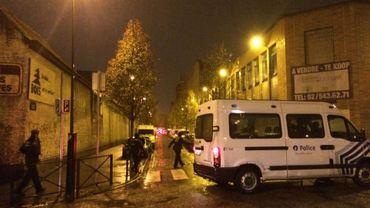 Les perquisitions de dimanche soir à Molenbeek dues à un plaisantin