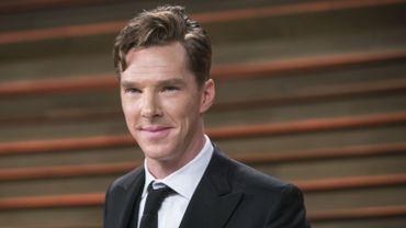 Benedict Cumberbatch prête sa voix au loup Classified