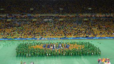 Le stade de Maracana au Brésil