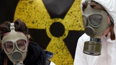 Une manifestation anti-nucléaire (archive)