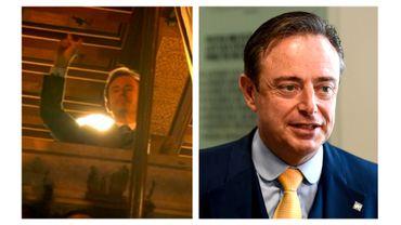 """Bart De Wever: de la conquête d'Anvers en 2012 à la """"réconciliation"""" de 2018"""