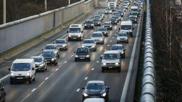 17 km de files et deux heures de perdues sur le ring de Bruxelles après un accident